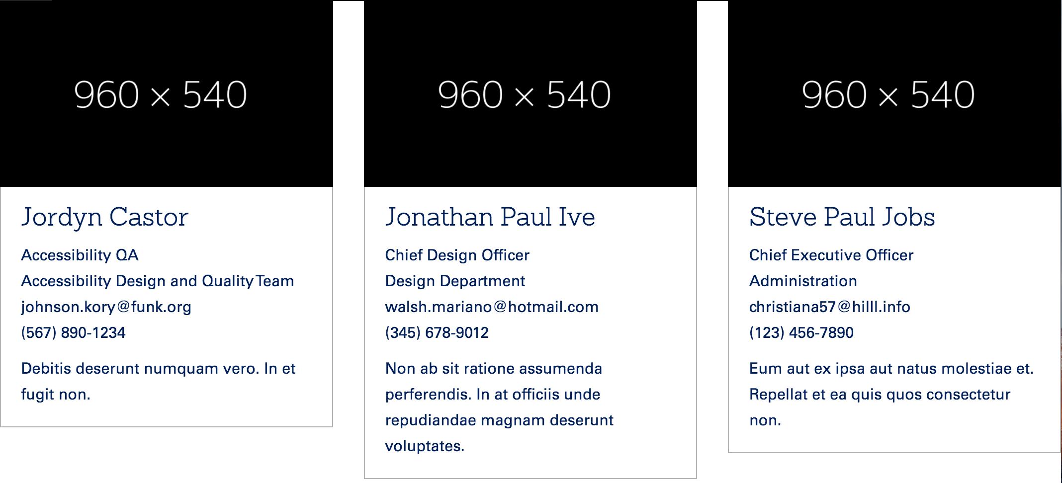 Drupal 8 Front-End Architecture – jordanpagewhite – Web